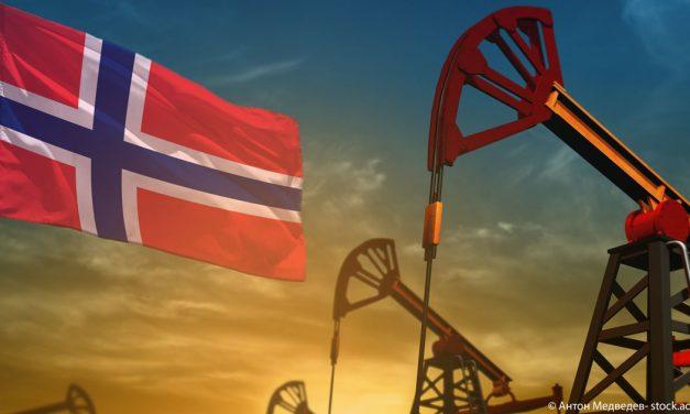 Trotz Rekordjahr: der Norwegische Staatsfonds geht weg vom Öl