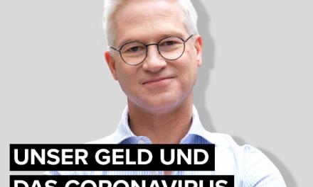 Markus Koch Webinar: Unser Geld und das Coronavirus