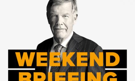 Weekend Briefing: Das sagt Dr. Jens Ehrhardt zum Wochenende
