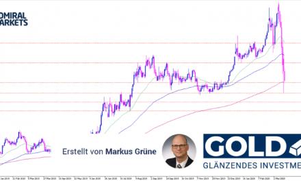 Gold Analyse: Cash is King – Noch wenig Licht am Ende des Tunnels